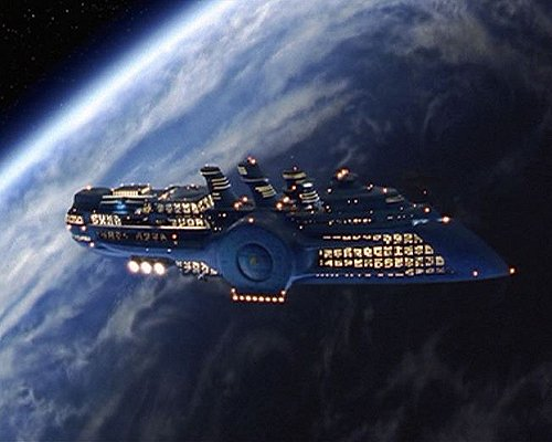 space liner