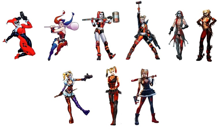 harley costumes