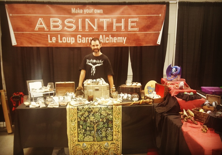 Make Your Own Absinthe
